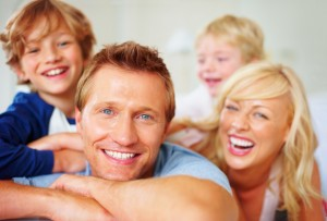pembroke pines dentist smiling family